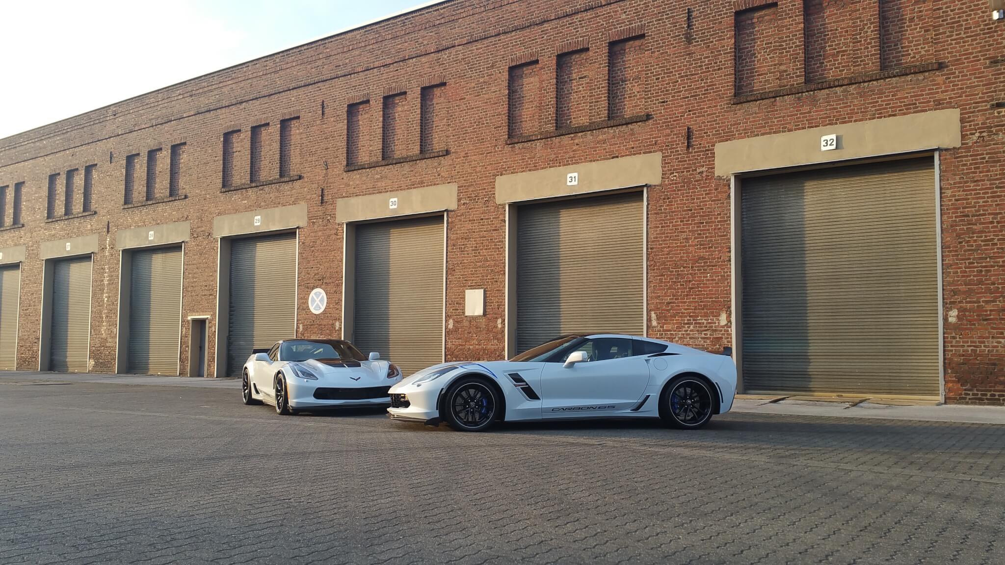 Z06 und Grand Sport Weltweit nur 650 Exemplare Exklusiv bei Ulmen