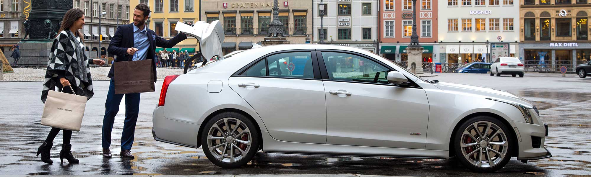 Cadillac ATS V Sedan