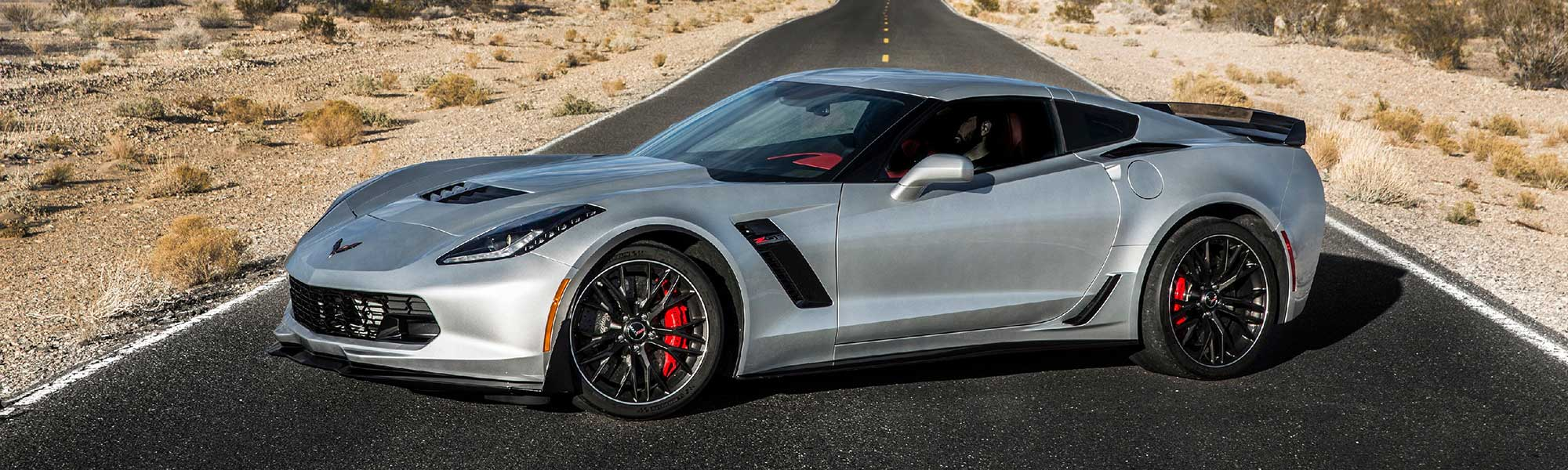 Corvette Z06 von 2016
