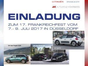 Einladung zum Frankreisfest