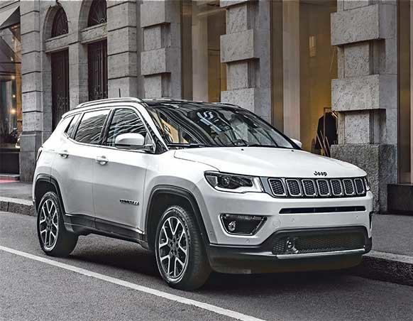 Der Neue Jeep Trailhawk