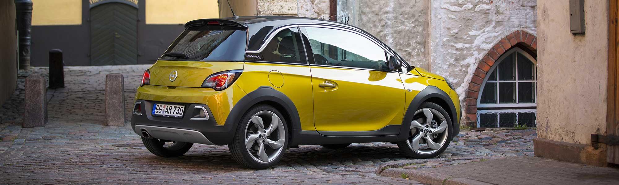 der Opel Adam Rocks