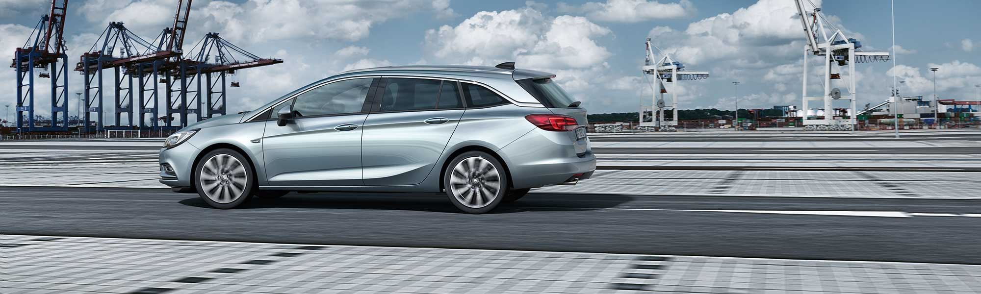 Der Opel Astra Sportstourer