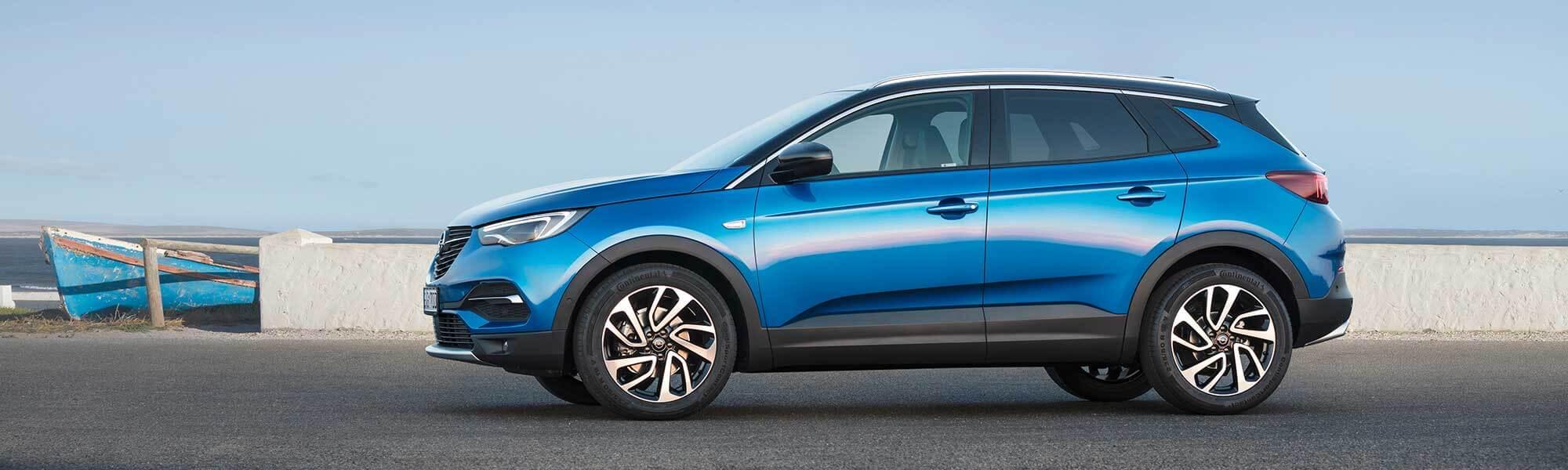 Der Neue Opel Grandland X